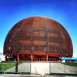 CERN in Geneva, Switzerland