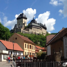 Karlstejn Castle, Czech Republic