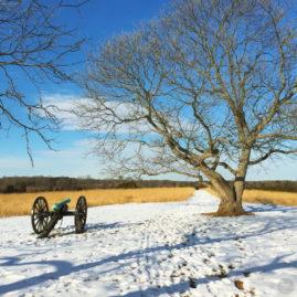American Civil War Battlefield, Virginia