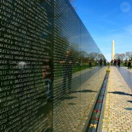 The Vietnam Veterans Memorial