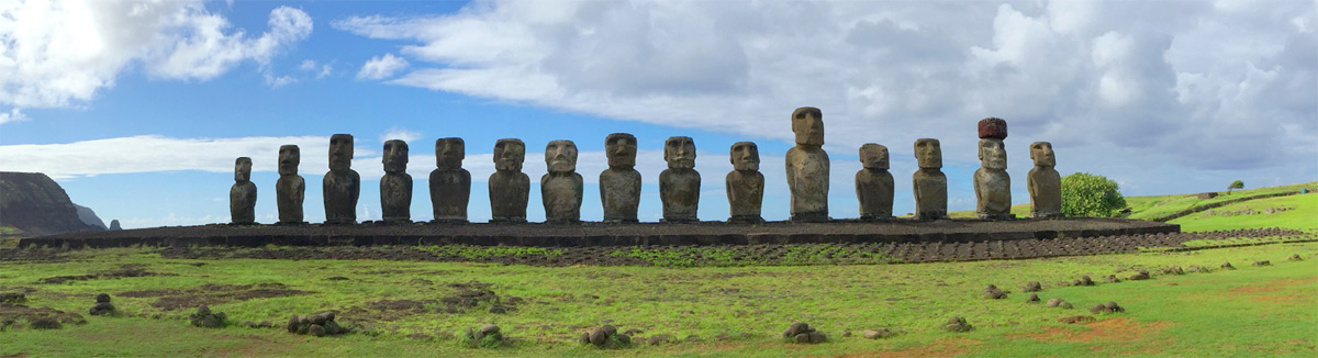 3 Days on Easter Island