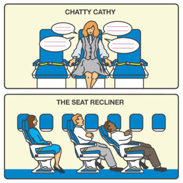 The 10 Most Annoying Airplane Passengers