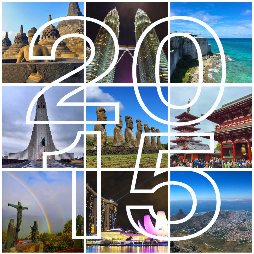 2015 Travel Review