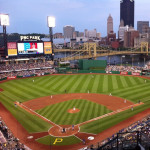 Enjoy a Pirates game at PNC Park