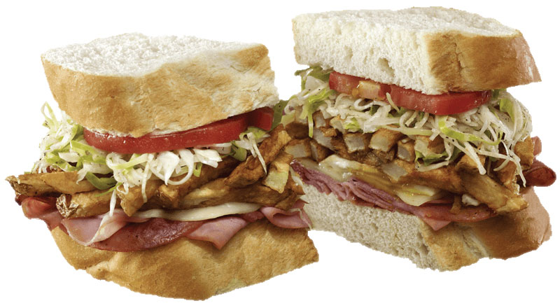 The 'Almost Famous' Primanti Bros sandwich