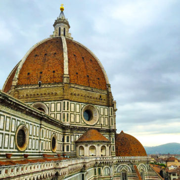 Half a Day in Florence, Italy