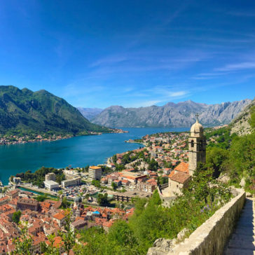 Exploring Kotor and Budva in Montenegro