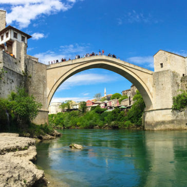 1 Day in Bosnia and Herzegovina: Medjugorje and Mostar