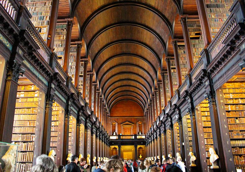 Long Room Library, Dublin