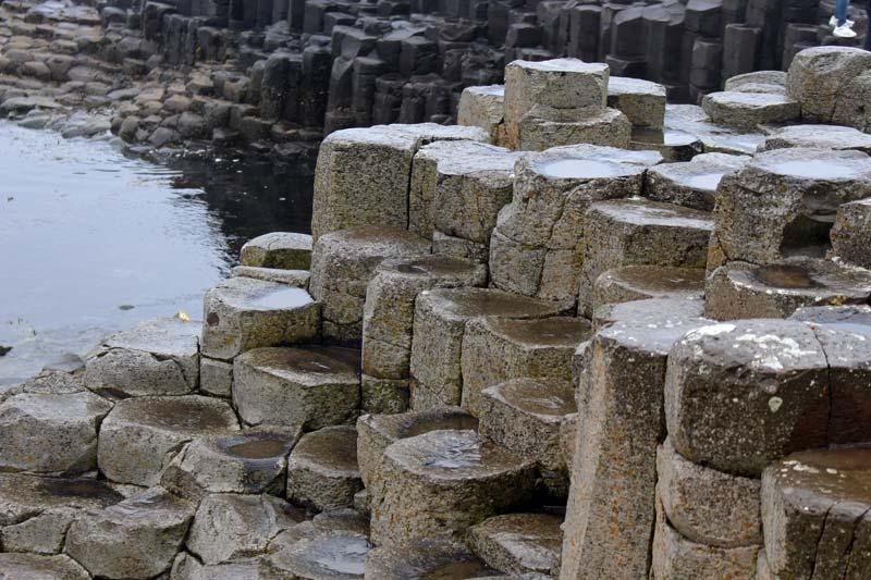 Stones of Giant's Causeway