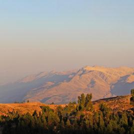The Highlands of Peru