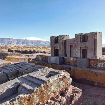 Exploring Puma Punku, Tiwanaku and Lake Titicaca
