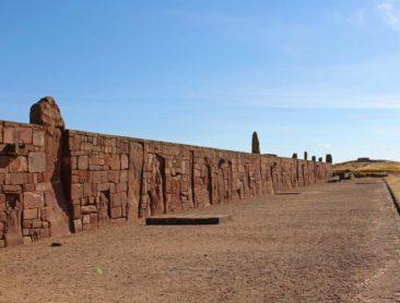 Tiwanaku Walls