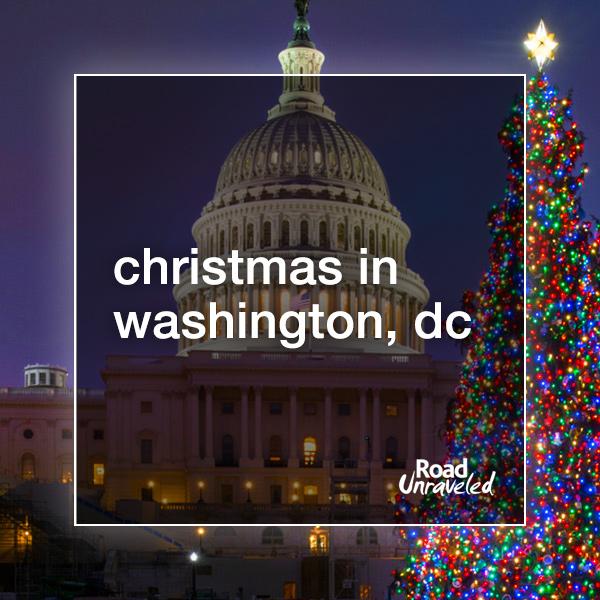 Christmas in Washington, DC