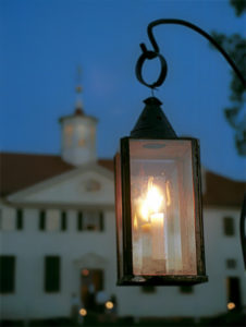 Candlelight at Mount Vernon