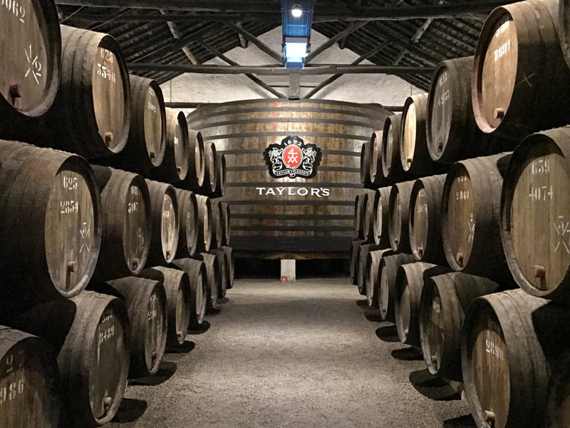 Taylor's Wine Caves