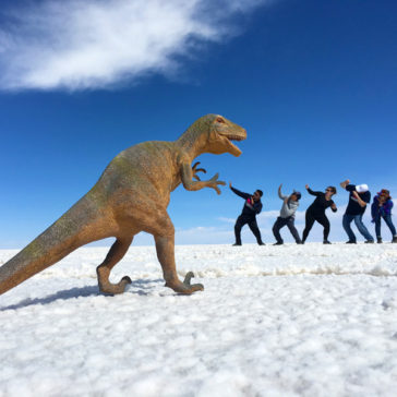 Salar de Uyuni: Traversing the Salt Flats of Bolivia
