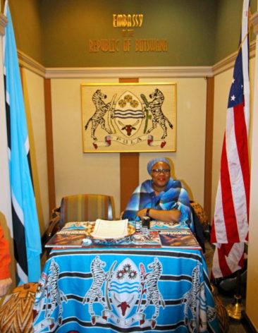 Embassy of Botswana