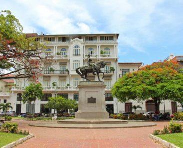 The Streets of Panama City