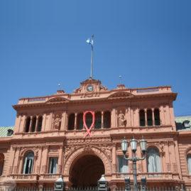 Casa Rosada, Argentina