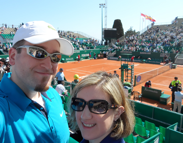 The Monte-Carlo ATP Tennis Tournament