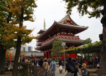 Sensō-ji in Tokyo, Japan