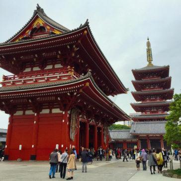 Sensō-ji in Tokyo Japan