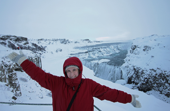 Gullfoss Waterfall, part of the Golden Circle