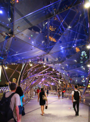 Singapore Helix Bridge