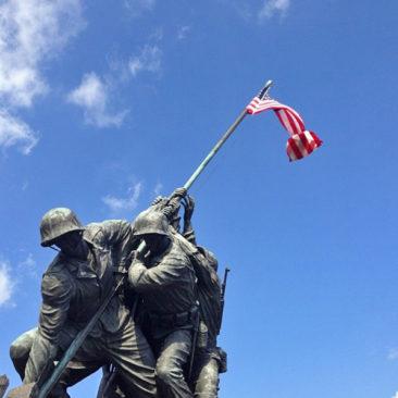 Iwo Jima Marine Corps War Memorial