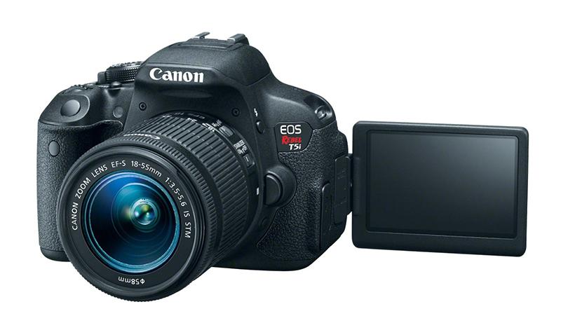 Canon T5i Rebel Camera
