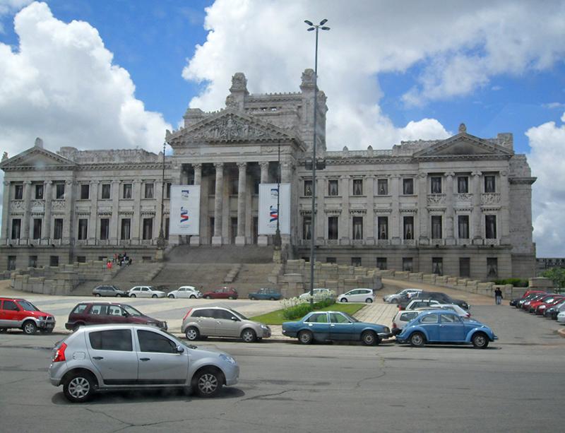 The Palacio Legislativo