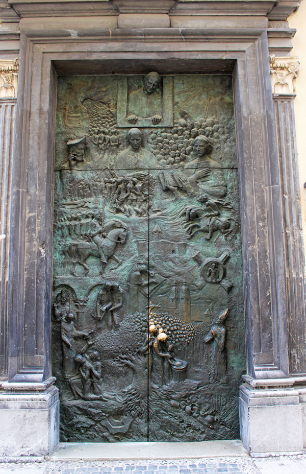 The Slovene Door