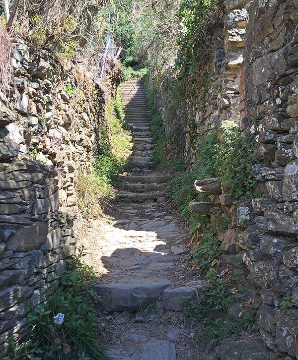 Manarola, Cinque Terre Hiking Trail