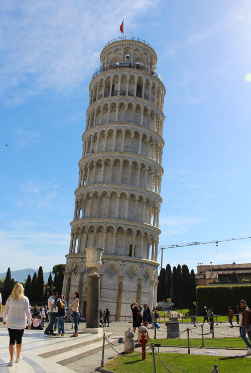 Italian Florence: The Leaning Tower Of Pisa And Cinque Terre In Just One Day