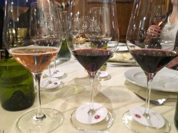 Wines at Principe Corsini