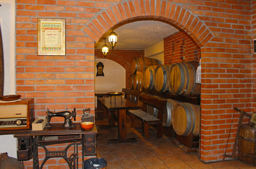 Croatia Winery