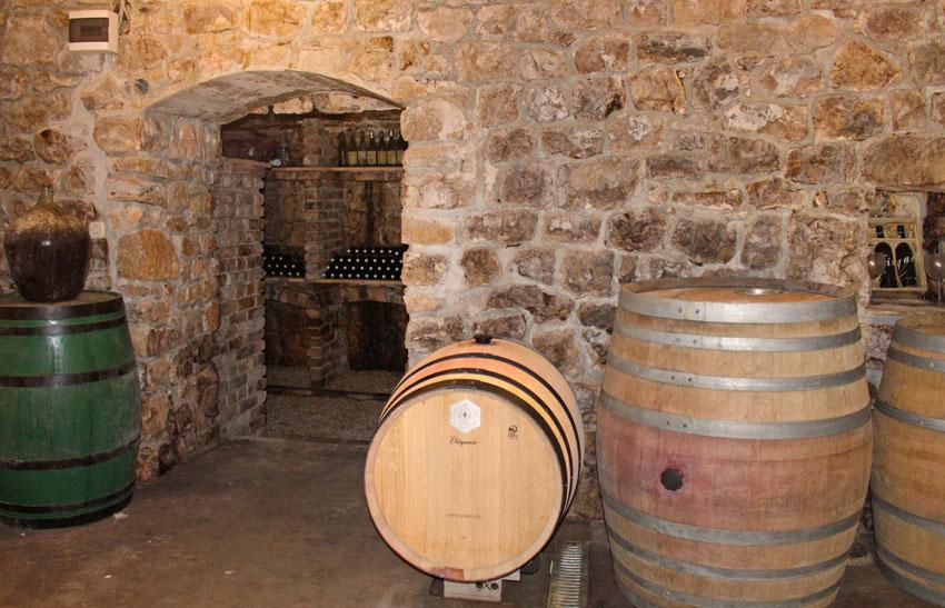 Croatia Plavac Mali wine
