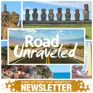 Road Unraveled Email Newsletter