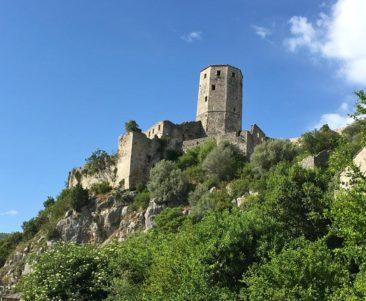 Sahat Kula, Bosnia