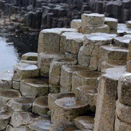 Giant's Causeway stones