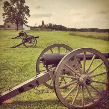 7 American Civil War Battlefields Near Washington, DC