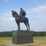 The Stonewall Jackson Monument at Bull Run
