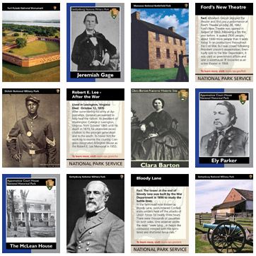 Civil War Cards
