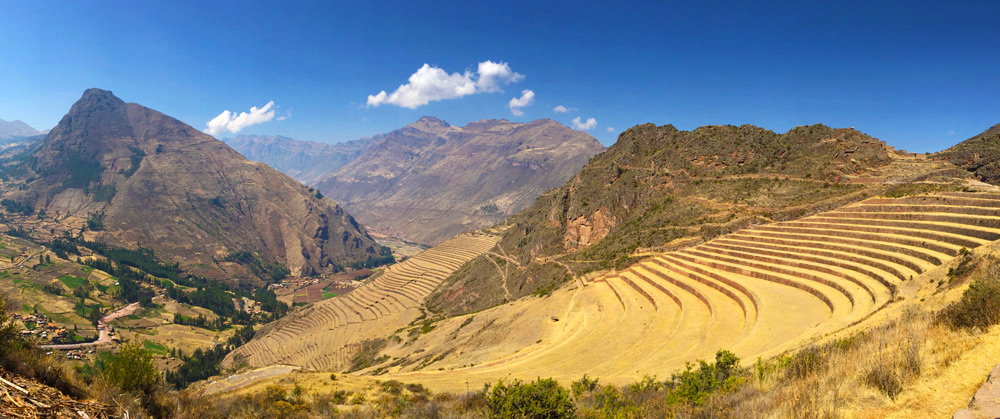Ollantaytambo and the Sacred Valley of Peru