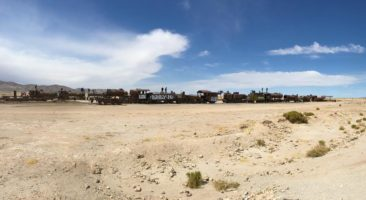 The Train Graveyard