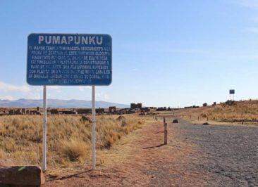 Puma Punku Tiwanaku
