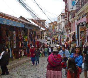 The Witches Market, La Paz