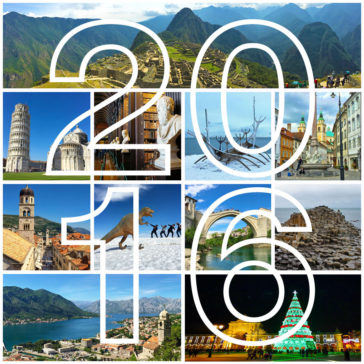 2016 Travel Year In Review