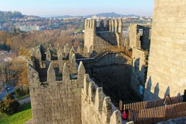 The Castle of Guimaraes